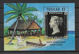 Tokelau 1991 Briefmarken Block 1 ** - Tokelau