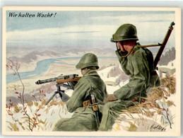 52899288 - Sign. Koller Soldat Wacht - Guerra 1939-45
