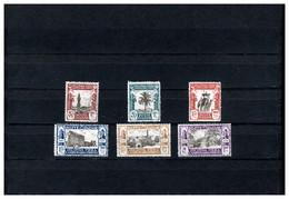 LIBIA - 1928 - SECONDA FIERA CAMPIONARIA DI TRIPOLI - MNH PERFETTI - Libye