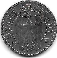 *notgeld  Arnstadt  10 Pfennig  ND  Fe   20.2a/b - Other