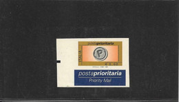 Italia 2006 Prioritario 60 Ct.varietà Non Dent. (Sassone 2893A) ( Ref 1412u) - 2001-10: Mint/hinged