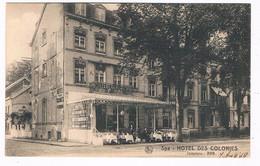 B-8231   SPA : Hotel Des Colonies - Spa