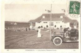 Dépt 62 - WIMEREUX - L'Olympic Tennis Club - (LL N° 90) - Automobile Ancienne - Altri Comuni