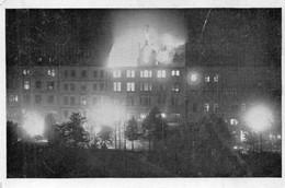 DC2279 - Ak Das Fürchterliche Grossfeuer Der Kurzwaren Engros Firma M. Stern Senior Neue Zeil 23 Albusgasse 16 1909 - Frankfurt A. Main