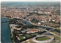 SPORT   FOOTBALL.  STADE DE  TOULOUSE  LE STADIUM - Soccer