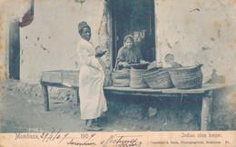 KENYA - MOMBASA / INDIAN SHOP KEEPER - Kenia