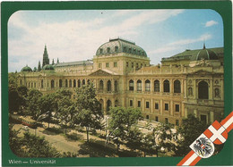 A6682 Wien - Universitat - Tram / Non Viaggiata - Wien Mitte
