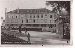 CPA 88 - MARTIGNY LES BAINS - Le Grand Hôtel Des Bains - Altri Comuni