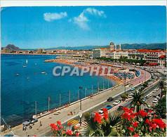 CPM Saint Raphael (Var) La Cote D'Azur Varoise Vue Generale A Gauche Frejus Plage - Saint-Raphaël