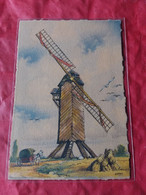 NOS VIEUX MOULINS A VENT EN PICARDIE A OYE PLAGE BARDAY MOULIN - Oye Plage