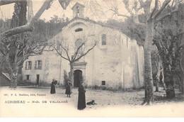 AURIBEAU - Notre Dame De Valcluse - Très Bon état - Otros Municipios