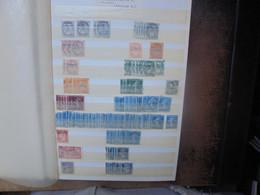 COLONIES FRANCAISES+DIVERS AFRIQUE BELLE COLLECTION DONT MULTIPLES (RH.128) 1 KILO 700 - Collections