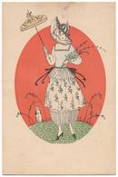 2a.192. Mela KOHELER - Art Nouveau - Koehler, Mela