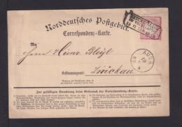 DR Ganzsache Ungebraucht - Unused Stamps