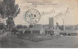 MONTCORNET - La Sucrerie - Très Bon état - Other Municipalities