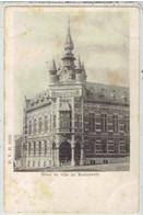 MORLANWELZ - Hôtel De Ville  - D.V.D. 5353 - Morlanwelz