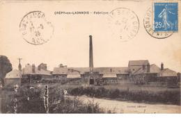 CREPY EN LAONNOIS - Fabrique - Très Bon état - Other Municipalities