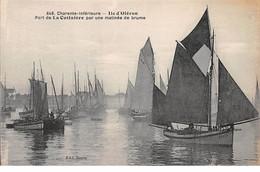Ile D'Oléron - Port De LA COTINIERE Par Une Matinée De Brume - Très Bon état - Ile D'Oléron