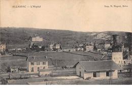 ALLASSAC - L'Hôpital - Très Bon état - Andere Gemeenten