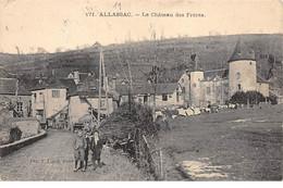 ALLASSAC - Le Château Des Frères - Très Bon état - Andere Gemeenten