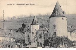 ALLASSAC - Vieux Château - Très Bon état - Andere Gemeenten