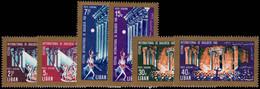 Lebanon 1966 Baalbek Festival Unmounted Mint. - Lebanon