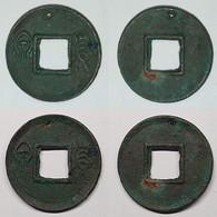 Wang Mang (AD 7-23) Obv: Huo Quan (Wealth/Money Coin). Weight 5 Zhu. From AD 14 Hartill 9.82 Normal Rims - China