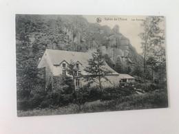 Carte Postale Ancienne (1911) Vallée De L'Aisne Les Roches - Durbuy