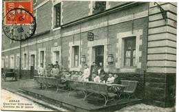 ARRAS - QUARTIER SCHRAMM - CANTINE Du 3 ème GENIE - CLICHE ASSEZ RARE - - Arras