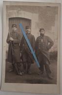 1914 Fontenay Le Comte Lille 84eme Régiment Infanterie Territoriale RIT Médaille Maroc Tranchée Ww1 Poilus 14-18 Photo - Guerra, Militari