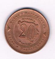 20 FENIGOW 1998 BOSNIE EN HERZEGOVINA /4407/ - Bosnia And Herzegovina