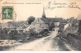 GUITTE - Route De Caulnes - Très Bon état - Sonstige Gemeinden