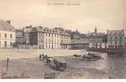 LANNION - Quai Au Sable - Très Bon état - Lannion