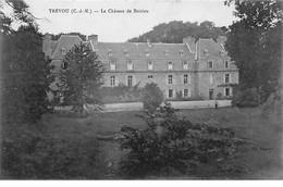 TREVOU - Le Château De Boiriou - Très Bon état - Otros Municipios