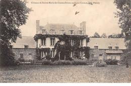 Château De Sainte Marie De Coatmallouen En SAINT CONNAN - Très Bon état - Otros Municipios