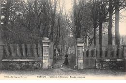 TREVOU - Château De Boisriou - Entrée Principale - Très Bon état - Otros Municipios