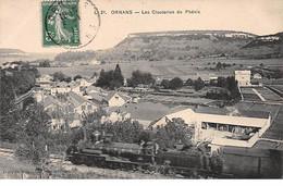 ORNAN - Les Clouteries Du Phénix - Très Bon état - Autres Communes
