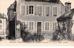 ORNANS - Maison Du Peintre Courbet - Très Bon état - Autres Communes