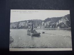 Marche-Les-Dames  - Vallée De La Meuse - Une Chaine De Rochers (avec Bateaux) - Altri