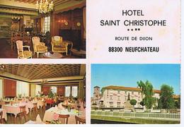 VOSGES - NEUFCHATEAU - Hôtel Saint-Christophe En 3 Vues - Hoteles & Restaurantes