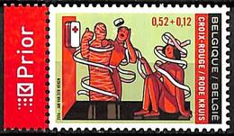 [154658]TB//**/Mnh-Belgique 2006 - N° 3525, Secourisme, Croix-Rouge, SNC - Neufs
