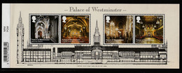 GB 2020 Palace Of Westminster Multicoloured SG MS 4409 ** MNH - Hojas Bloque