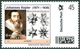 KEPLER, J. - Dodecahedrons, Harmonices Mundi - Astronomer, Mathematician, Mathematics - Marke Individuell - Sonstige