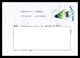 """France 2021 : Timbre """"GROUPE BEL"""" Sur Lettre Au Format C6 - TB - Covers & Documents"""