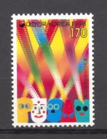 Korea, South, 1998, Film Festival, Movies, Cinema, MNH, Michel 1993 - Corea Del Sud