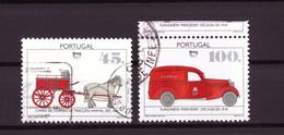 Portugal 1994 - Mundifil N°2241/43   UPAEP - Postal Transport Vehicles- TB - Côte €1.65 - Used Stamps