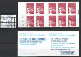ANNEE 2001 SPLENDIDE LOT DE LUXE CARNET NON PLIER N° 3419-C14 NEUF (**) CÔTE 23.00€ Y&T A SAISIR!!!!!! - Commemoratives