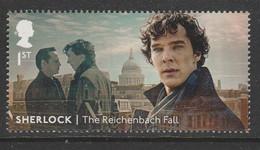 GB 2020 Sherlock Holmes 1st Multicoloured SG 4412 ** MNH - Nuevos