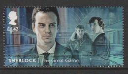 GB 2020 Sherlock Holmes £1.42 Multicoloured SG 4413 ** MNH - Nuevos
