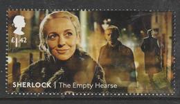 GB 2020 Sherlock Holmes £1.42 Multicoloured SG 4414 ** MNH - Nuevos